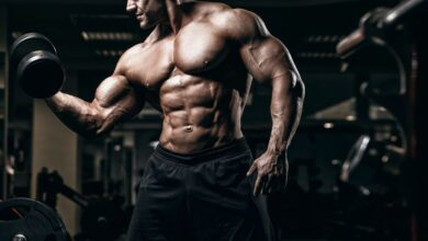 carbs for muscle building