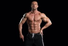 build muscles after 40