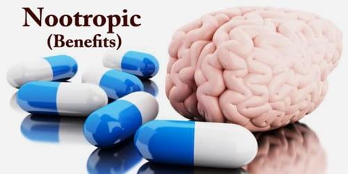 Nootropics Advantages: