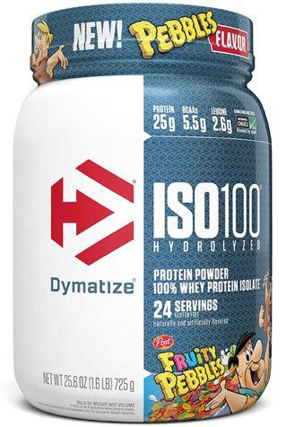 Dymatize ISO100 Hydrolyzed Protein Powder, 100% Whey Isolate Protein